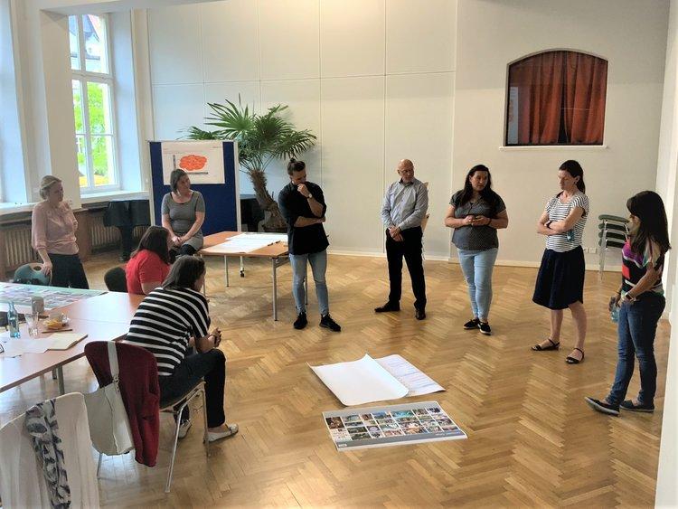 Team Oberlausitz bei Strategiekonferenz MGO
