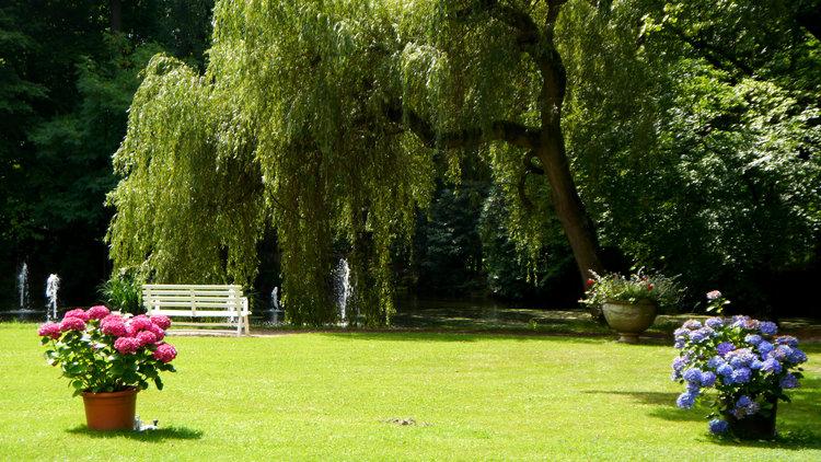 Rammenau Schlosspark 2 Westlausitz eV