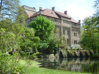 Ansicht Schloss Seifersdorf