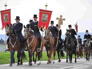 Bautzen Osterreiter Prozession