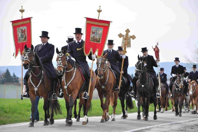 Bautzen Osterreiter Prozession Jens Bierke