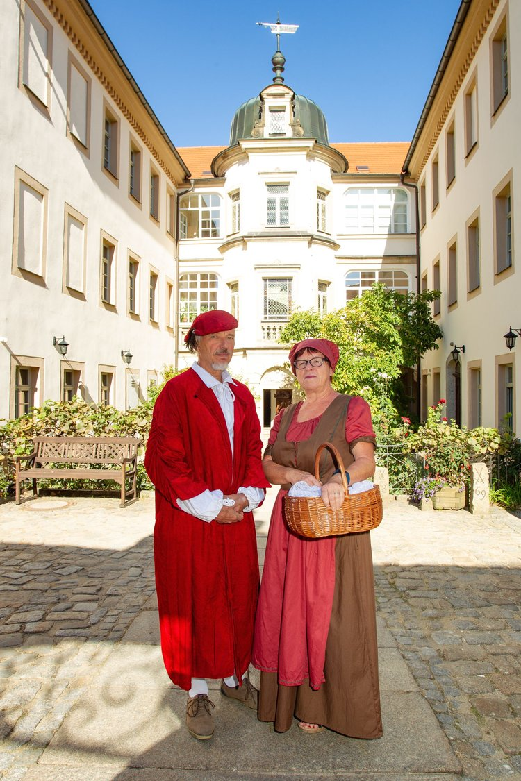 Lebendige Stadtführungen in Bischofswerda