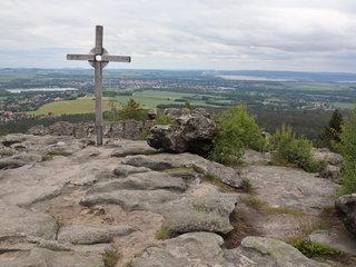 Kreuz am Töpfer