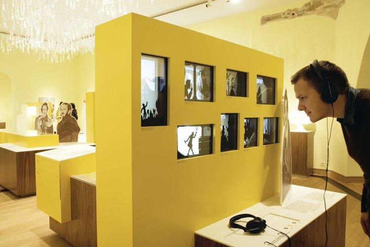 Ausstellung Pueckler Stiftung FPP Bad Muskau