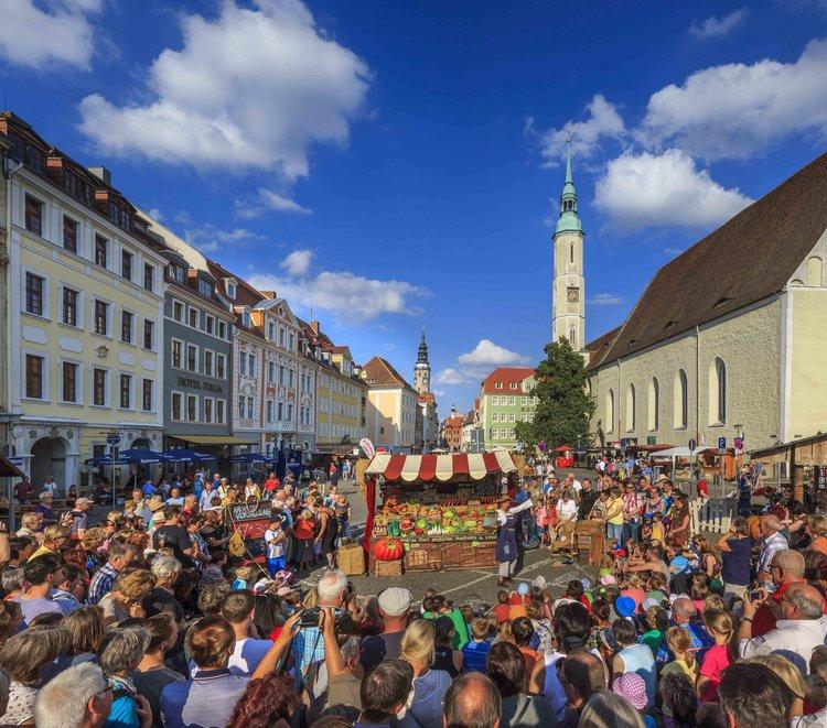 Goerlitz ViaThea Obermarkt Rainer Weisflog