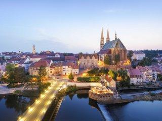 Goerlitz Altstadt Panorama