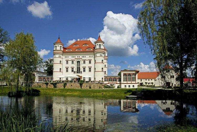 Schloss Schildau Rene Egmont Pech