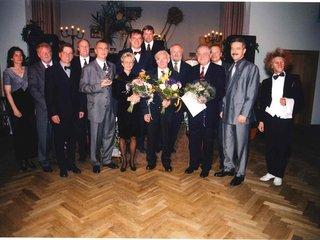 OLUP 1999 Preisverleihung