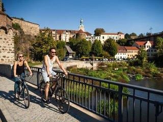 Radfahrer Bautzen