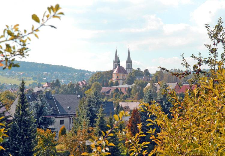 Herbst im Oberlausitzer Bergland TGG Oberlausitzer Bergland / Uwe Schwarz