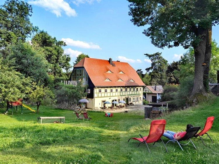 Oberlausitz Urlaub auf dem Bauernhof Markus Schmidt