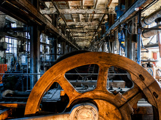 Sächsisches Industriemuseum Energiefabrik Knappenrode
