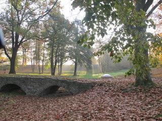 Herbstliches Morgenerwachen