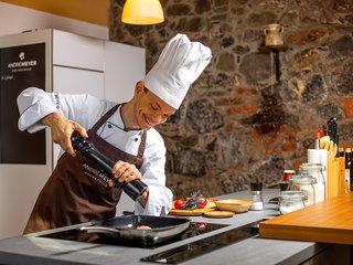 Kochabende in der Beckenbergbaude