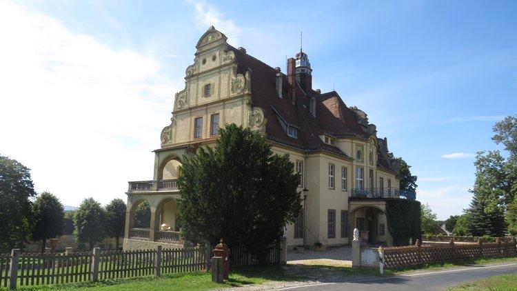 Schloss Weissig K.Kubasch