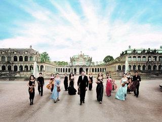 Open-Air Konzert mit dem Dresdner Residenz Orchester