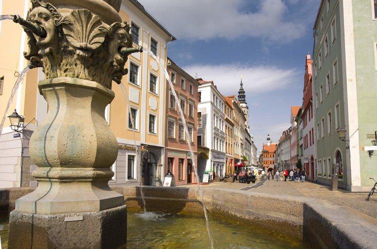 Goerlitz Stadtzentrum TMGS Fouad Vollmer Werbeagentur