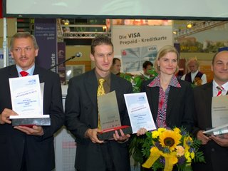 OLUP 2008 Preisverleihung
