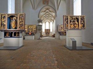 Altaere St. Annen Kamenz