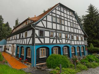 000730 KE Umgebindehaus Jonsdorf