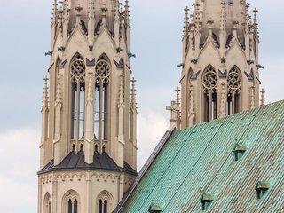 Peterskirche Tuerme