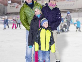 Sparkassen Arena – Kindertobeland und Eissport-Arena in Jonsdorf