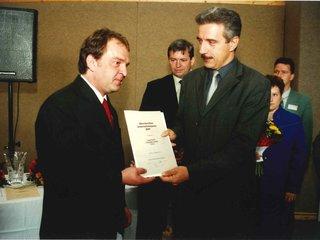 OLUP 2001 Preisverleihung