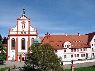 Panschwitz Kuckau Kloster St. Marienstern Aussenansicht