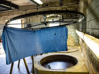 Blaudruckwerkstatt in Pulsnitz