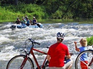 Neissetours Radfahrer