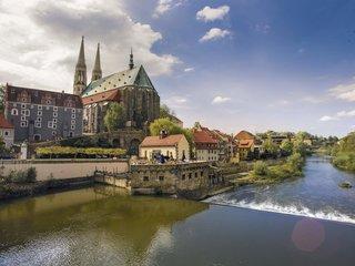 Goerlitz Stadtzentrum