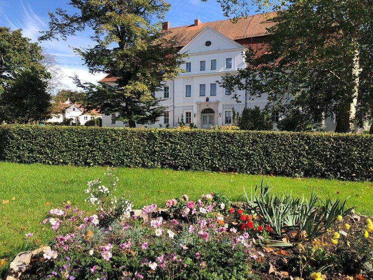 """""""Rendezvous im Garten"""" Schloss Gröditz"""