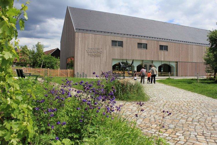 Haus der Tausend Teiche Bodo Hering Biosphaerenreservatsverwaltung