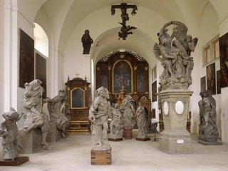 Mnichovo Hradiste Muenchengraetz Kapelle der Hlg Anna