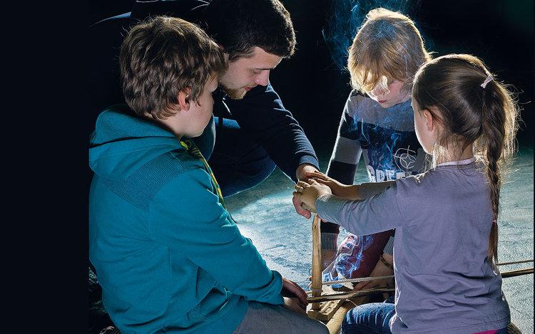 Kinderangebote im Museum der Westlausitz
