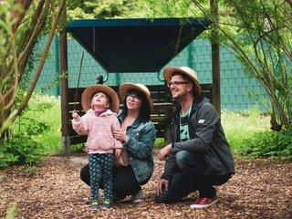 Jungle dobrodružství v rodině