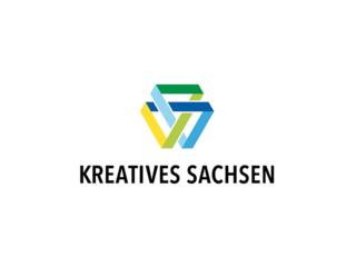 Logo Kreatives Sachsen