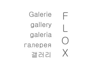 Logo FLOX Galerie