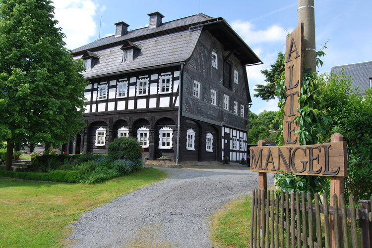 Alte Mangel in Ebersbach Franziska Diessner