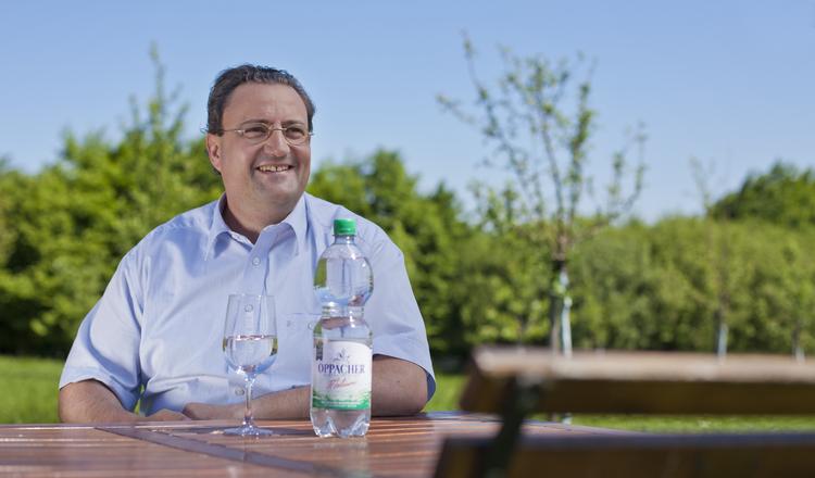 Eric Schaeffer OPPACHER Mineralquellen GmbH Co. KG Marco Kubitz