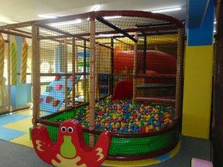 Kinderspielhaus TOBIX Hoyerswerda