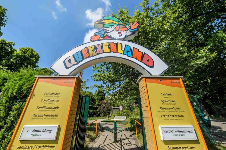 KiEZ Querxenland – sagenhaft bunte Gruppenunterkunft