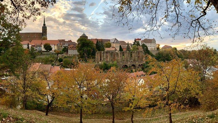 Herbst in Bautzen Stadtverwaltung