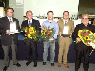 OLUP 2005 Preisverleihung
