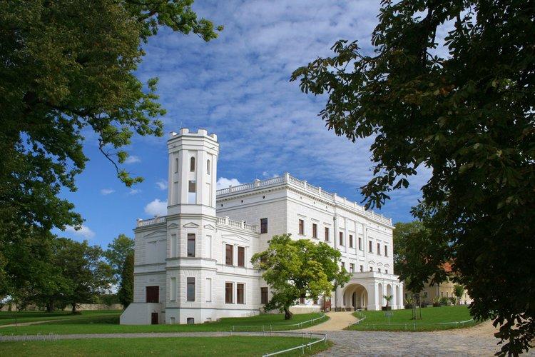 Schloss Krobnitz Museumsverbund Krobnitz