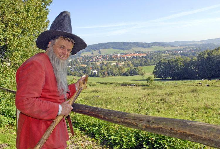 Pumphut – der Hexenmeister der Oberlausitz