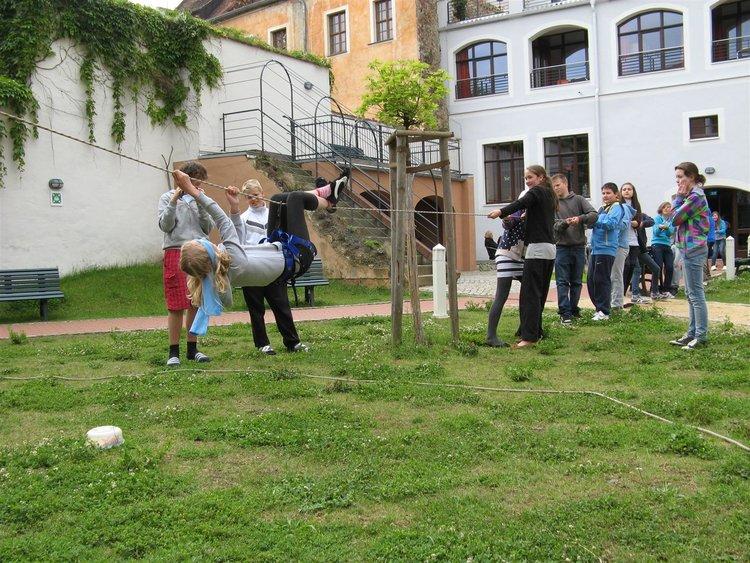 """JH Görlitz - Klassenfahrt """"City Bound - Teambuilding"""""""
