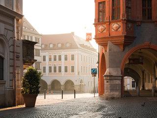 Goerlitz Untermarkt Schoenhof