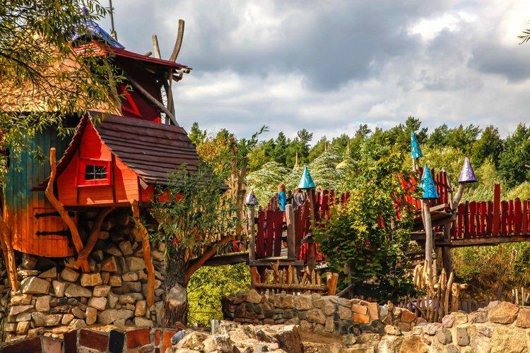 Die geheime Welt von Turisede Kulturinsel Einsiedel