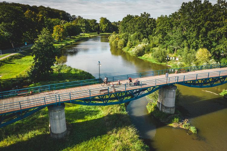 Alte Bahnbrücke bei Bad Muskau Philipp Herfort
